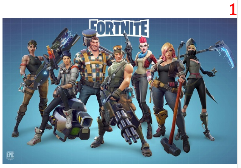 Fortnite 3d Battle Royale Game Poster Wall Painting Posters And Prints Canvas Art