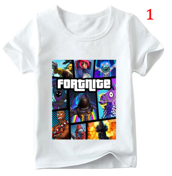 717b5fa03 Fortnite victory royale game battle royale t shirt kid | Tina Store