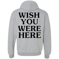 Astroworld Sweater Wish You Were Here Heavyweight Pullover Fleece Sweatshirt - Tina Store