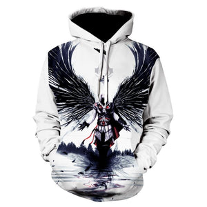 American Eagle Hoodies Flag Eagle Street Hoodie 2020 Casual Tops P013 - Tina Store