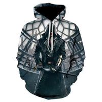 Assassins Creed Hoodie 3D Characters Mens Clothing Long Sleeve Hip Hop Hoodie