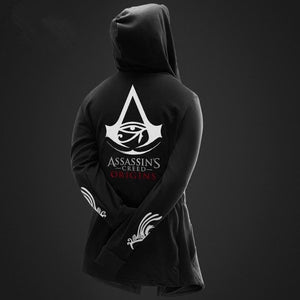 Assassins Creed Hoodie Streetwear Casual Fashion For Mens - Tina Store