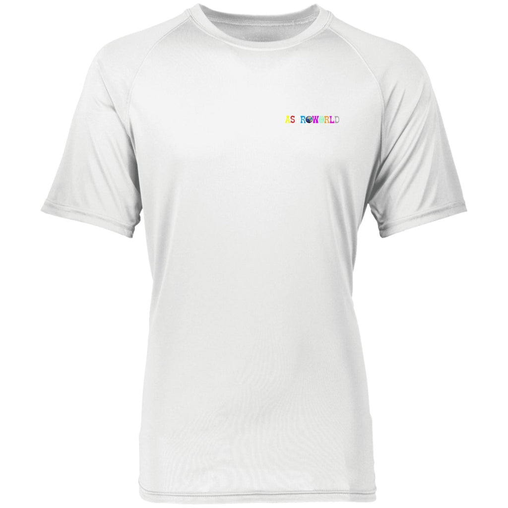 Astroworld Raglan Sleeve Wicking Shirt A4 - Tina Store