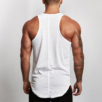 Battle Sleeveless Hoodie Skull Printing Bodybuilding Stringer Tank Tops Gyms Clothing Cotton - Tina Store