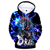 Dragon Ball Z 3D Printed Hoodies Mens Hoodie Long Sleeve Casual Boys and Kids A104
