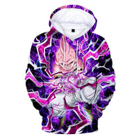 Dragon Ball Z 3D Printed Hoodies Mens Hoodie Long Sleeve Casual Boys and Kids A111