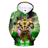 Dragon Ball Z 3D Printed Hoodies Mens Hoodie Long Sleeve Casual Boys and Kids YH13