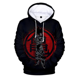 Dragon Ball Z 3D Printed Hoodies Mens Hoodie Long Sleeve Casual Boys and Kids YH14 - Tina Store