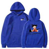 Dragon Ball Z Hoodie 3D Printing Pullover Sportswear Mens Hoodie Outfit