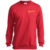 Dreamville Hoodie NBA Hip Hop Youth Crewneck Sweatshirt - Tina Store