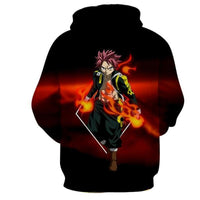 Fairy Tail Hoodie 3D Anime Long Sleeve Pullovers Cosplay Jumpers A2448 - Tina Store