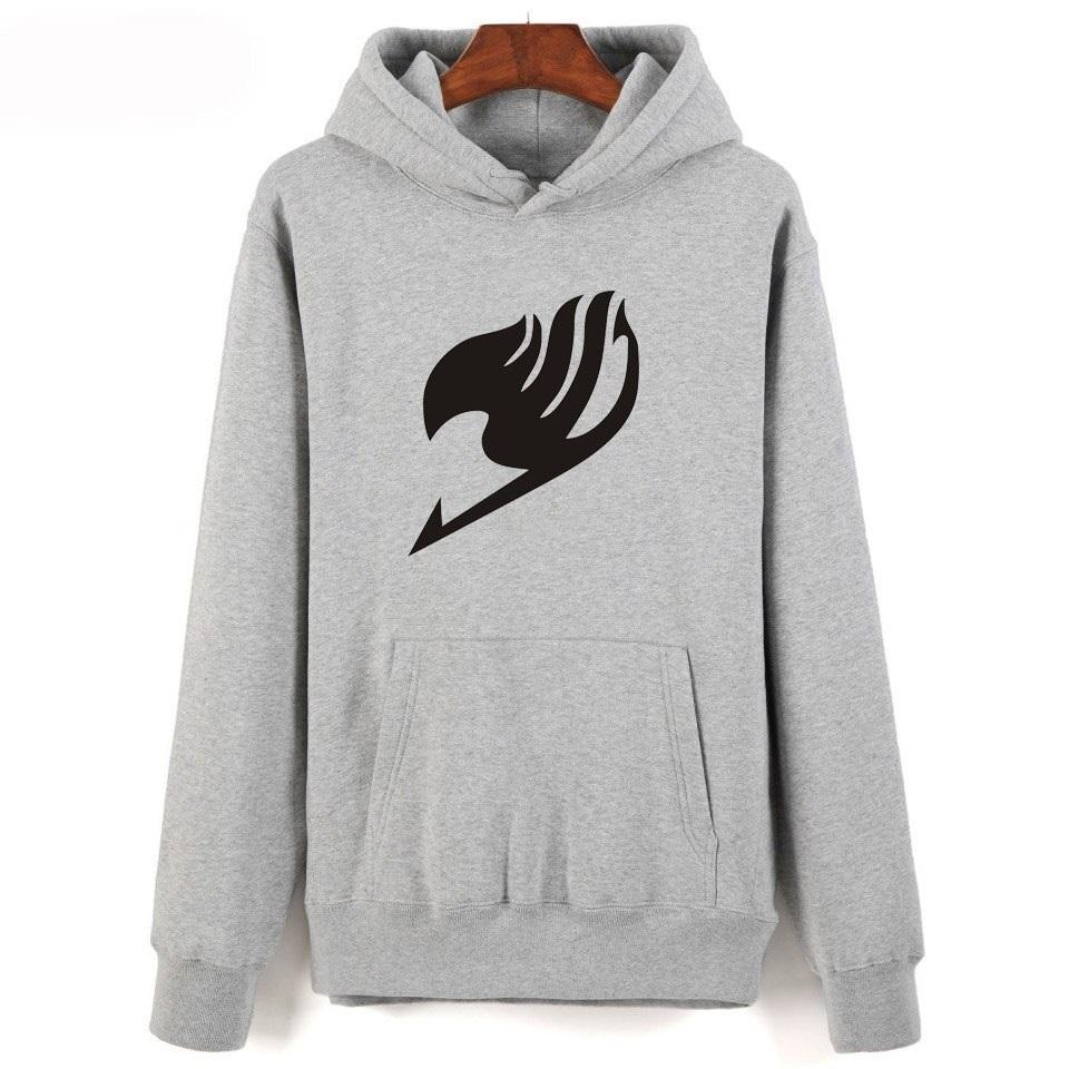 Fairy Tail Hoodie Boy Hoodies Printed Fairy Tail Kids Clothes - Tina Store