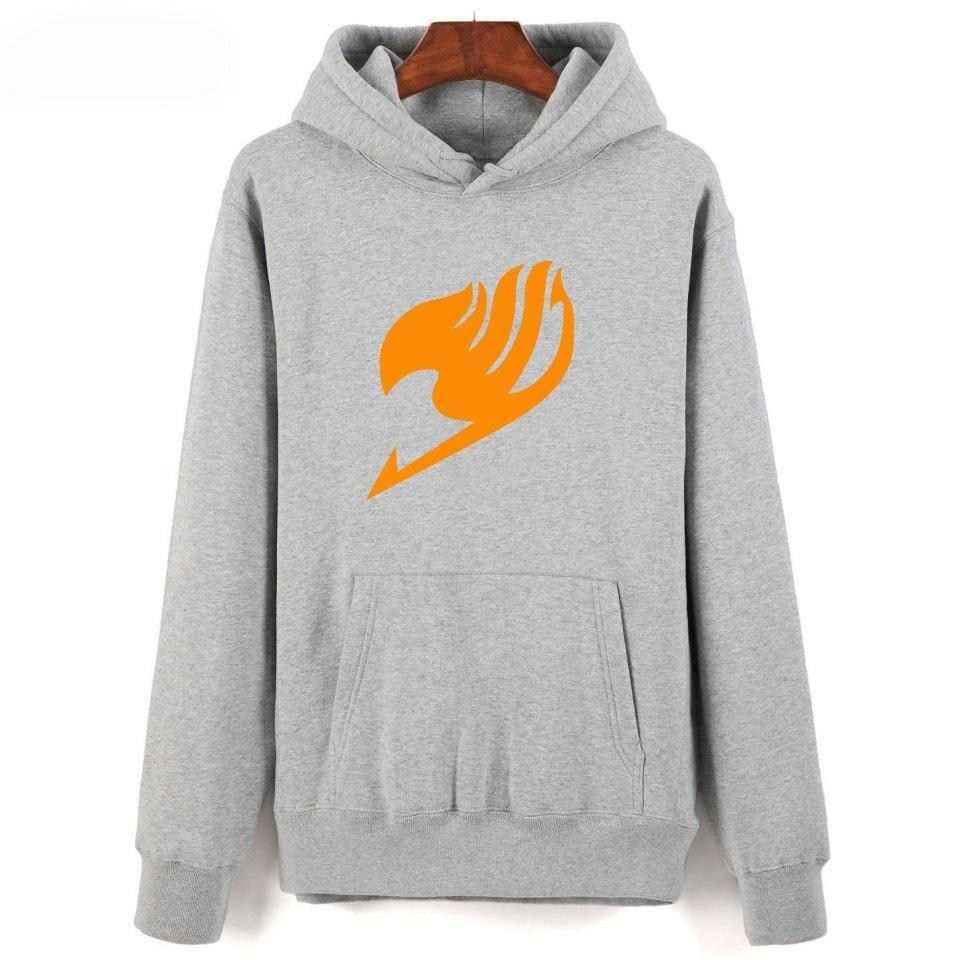 Fairy Tail Hoodie Boy Hoodies Printed Fairy Tail Kids Clothes S445 - Tina Store
