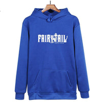 Fairy Tail Hoodie Funny Anime Casual Clothes Plus Size DK1527 - Tina Store