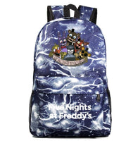 Fnaf Backpack Cute Teddy Bear Midnight Harem Youth Student Schoolbag FN191