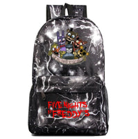 Fnaf Backpack Cute Teddy Bear Midnight Harem Youth Student Schoolbag FN194