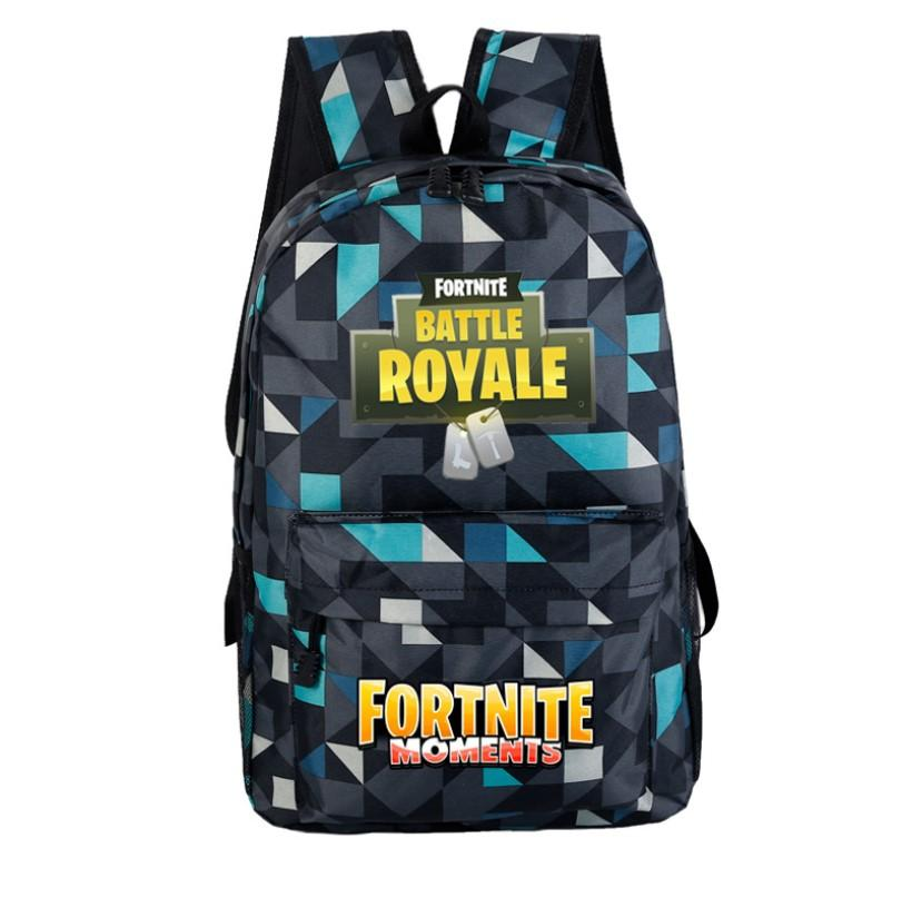 Fortnite Backpack Student Schoolbag Generation Best Gift For Kids KA1524 - Tina Store