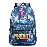 Fortnite Battle Royale Backpack School Bags Boys