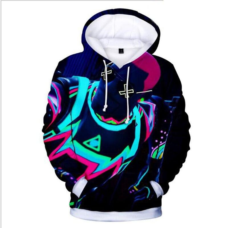 Fortnite Hoodie Kids 3D Printed Casual Long Sleeve Hoodies Pullover H256 - Tina Store
