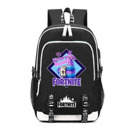 Fortnite Llama Printed School Backpack Bag