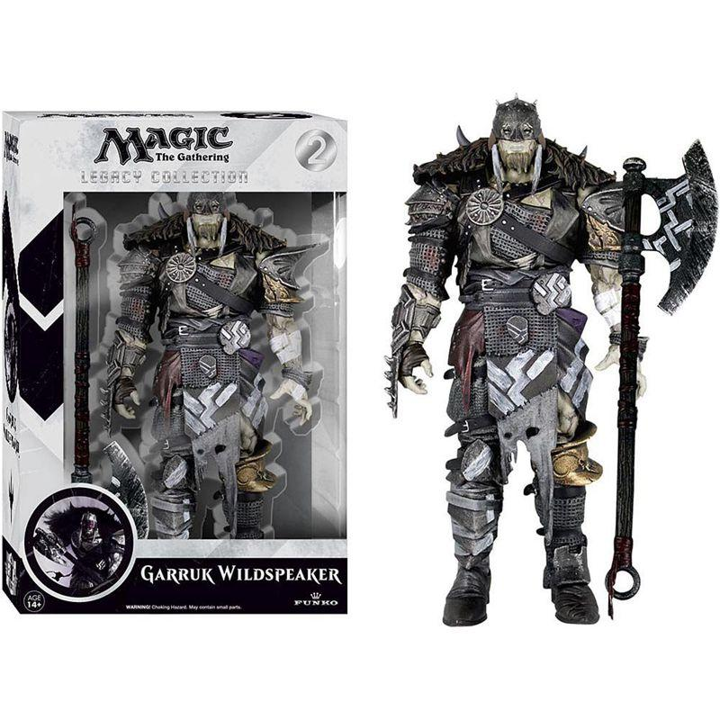 Garruk Wildspeaker Funko Legacy Collection Action Figure Model Toy - Tina Store