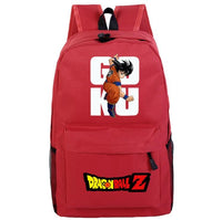 Goku Backpack Unique For Fan Dragonball Z - Tina Store