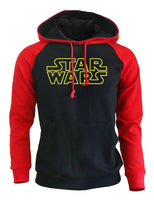 Hoodies For Men Casual Long Sleeve Rgalan Sweatshirt STAR WARS