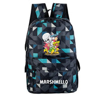Marshmello Backpack Electronic Music DJ Backpack B1759