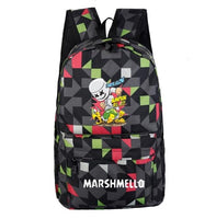 Marshmello Backpack Electronic Music DJ Backpack B1760