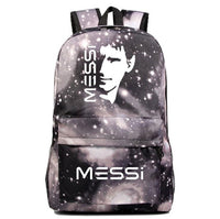 Messi Backpack Football Best Schoolbag For Youth Student BA1563