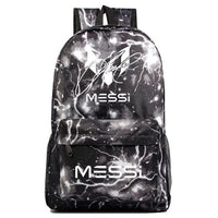 Messi Backpack Football Best Schoolbag For Youth Student BA1564