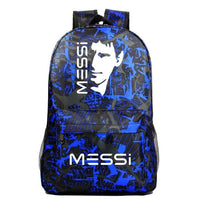 Messi Backpack Football Best Schoolbag For Youth Student BA1565