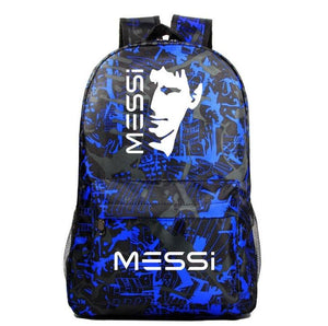 Messi Backpack Football Best Schoolbag For Youth Student BA1565 - Tina Store
