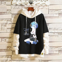 Monokuma Hoodie Game Danganronpa Monokuma Assassination Classroom Cosplay Costume Unisex F119