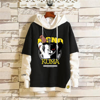 Monokuma Hoodie Game Danganronpa Monokuma Assassination Classroom Cosplay Costume Unisex F121