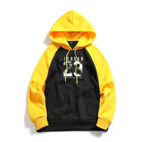NBA Hoodie Jordan 23 Men Hoodies Fashion Solid Pullover Tracksuits A2587