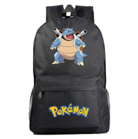 Pokemon Backpack Anime Casual Backpack Unisex