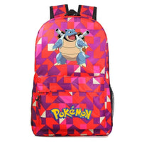 Pokemon Backpack Anime Casual Backpack Unisex B1503