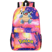 Pokemon Backpack Anime Casual Backpack Unisex B1504