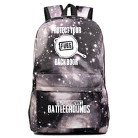 Pubg Backpack Eating Chicken Jedi Survival Youth Student Schoolbag B193 - Tina Store