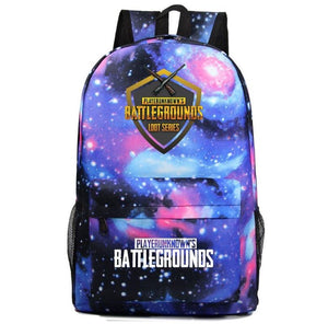 Pubg Backpack Survival Game Schoolbag Men and Women Casual Backpack P104 - Tina Store