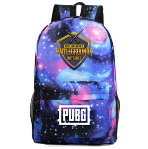 Pubg Backpack Survival Game Schoolbag Men and Women Casual Backpack P105 - Tina Store