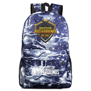 Pubg Backpack Survival Game Schoolbag Men and Women Casual Backpack P106 - Tina Store