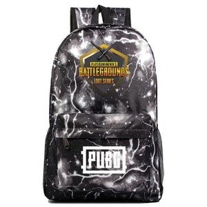 Pubg Backpack Survival Game Schoolbag Men and Women Casual Backpack P107 - Tina Store