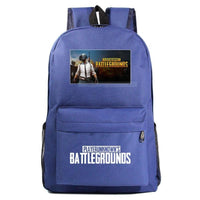Pubg Backpack Survival Game Youth Student Schoolbag Casual BA123 - Tina Store