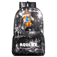 Roblox Backpack Sky Youth Student Schoolbag Great Gift For Kids 162 - Tina Store