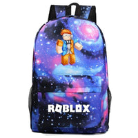 Roblox Backpack Sky Youth Student Schoolbag Great Gift For Kids 162