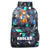 Roblox Backpack Sky Youth Student Schoolbag Great Gift For Kids 163