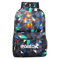 Roblox Backpack Sky Youth Student Schoolbag Great Gift For Kids 164