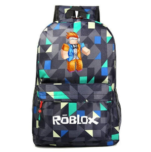 Roblox Backpack Sky Youth Student Schoolbag Great Gift For Kids 165 - Tina Store
